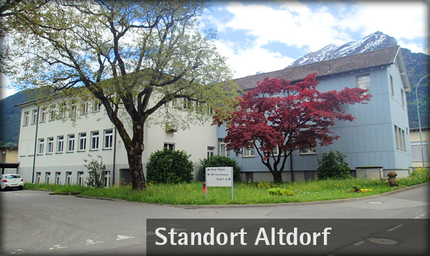 Hampf Engineers - Standort Altdorf
